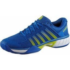K-Swiss Express Light Tennisschuhe Herren strong blue-white-neon citron