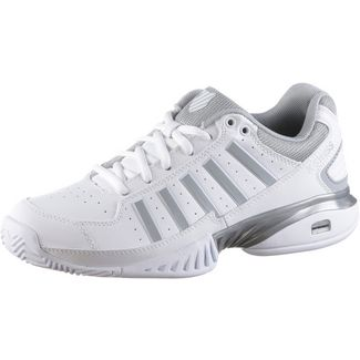 best service cea78 d0ecd K-Swiss Receiver 4 Tennisschuhe Damen white-highrise