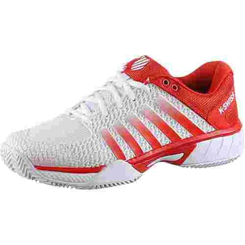 K-Swiss Express light Tennisschuhe Damen white-fiesta