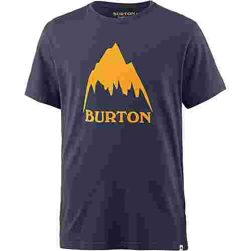 Burton CLSSMTNHGH T-Shirt Herren MOOD INDIGO