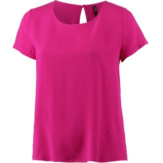 Only T-Shirt Damen pink-peacock