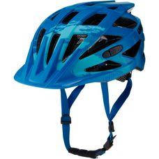 Uvex i-vo cc Fahrradhelm ightblue-blue mat