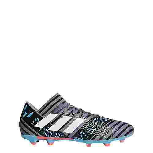 adidas Nemeziz Messi 17.3 FG Fußballschuhe Herren Grey/Ftwr White/Core Black