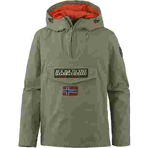Napapijri Rainforest Windbreaker Herren khaki