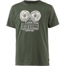 Alprausch Revox T-Shirt Herren kombu green