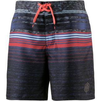Protest Powell Badeshorts Herren true black