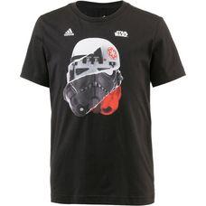 adidas Star Wars T-Shirt Kinder black