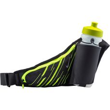 Nike Large Bottle 220Z Trinkflaschengurt black-volt-silver