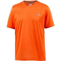 The North Face Reaxion Funktionsshirt Herren persian orange heather