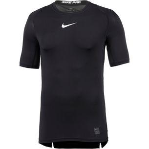 Nike Pro Compression Kompressionsshirt Herren black-white-white
