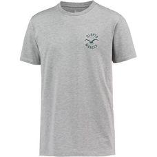 Cleptomanicx Game T-Shirt Herren Heather Gray