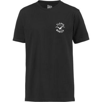 Cleptomanicx Game T-Shirt Herren Black