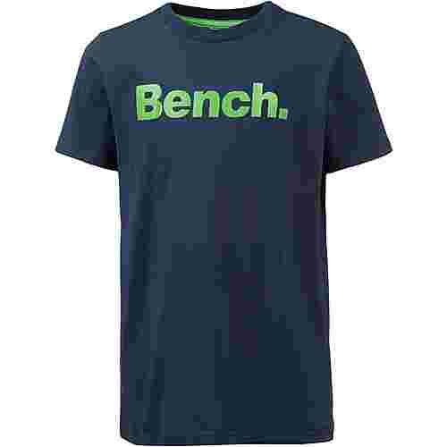 Bench T-Shirt Kinder dark navy blue