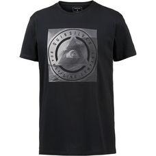 Quiksilver FLAXTONCHECKWAV T-Shirt Herren BLACK