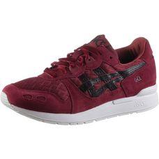 asics damen sneakers schwarz