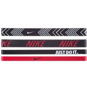 Nike Printed Haarband Damen university red-black-black