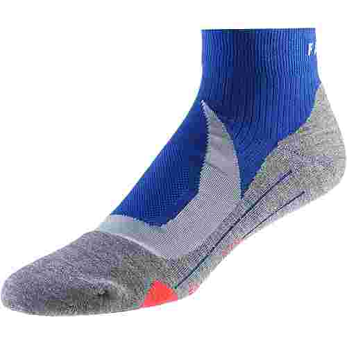 Falke RU4 Cushion Short Laufsocken Herren athletic-blue