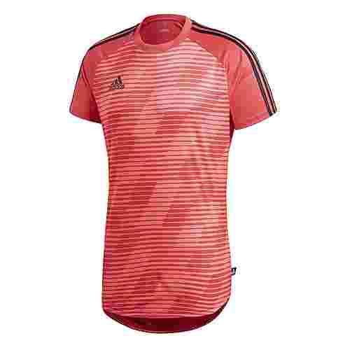 adidas Tango Graphic Funktionsshirt Herren Real Coral