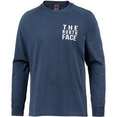 The North Face Ones Sweatshirt Herren blue wing teal