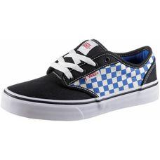 Vans Atwood Sneaker Kinder black-vicotria blue