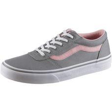 Vans Maddie Sneaker Kinder gray-pink