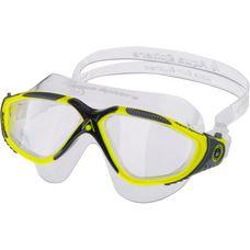 Aqua Sphere Vista Schwimmbrille gelb/grau