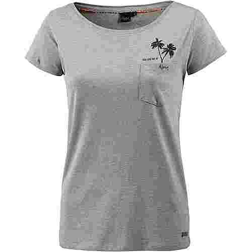 Protest BLONDIE T-Shirt Damen Dark Grey Melee