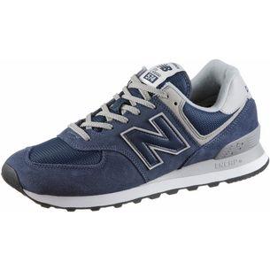 NEW BALANCE ML574 Sneaker Herren black iris