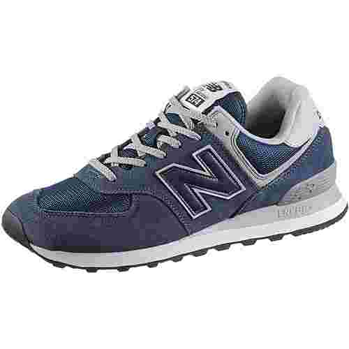 NEW BALANCE ML574 Sneaker Herren black iris