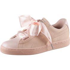 PUMA HEART BUBBLE Sneaker Damen pearl-pearl