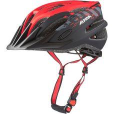 ALPINA TOUR 2.0 Fahrradhelm black-red