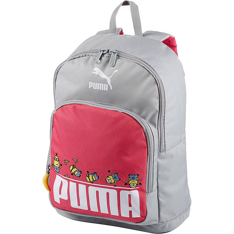 13f451711d07 PUMA Rucksack Minions Daypack Mädchen high rise-spiced coral im ...