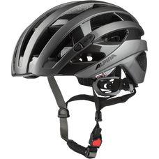 ALPINA CAMPIGLIO BE VISIBLE Fahrradhelm titanium-black