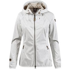 ICEPEAK Lilith Softshelljacke Damen natural white