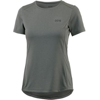 GORE® WEAR R3 DAMEN SHIRT MELANGE Funktionsshirt Damen castor grey melange