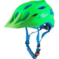 ALPINA Carapax Jr. Fahrradhelm Kinder green-blue