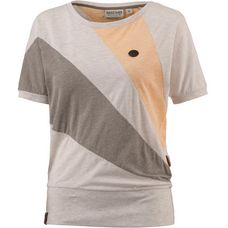 Naketano SPECKI CHAN T-Shirt Damen oma-melange