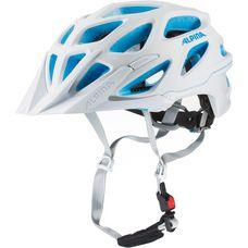 ALPINA MYTHOS 3.0 Fahrradhelm white-blue