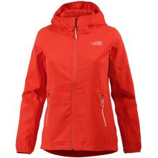 The North Face Nimble Softshelljacke Damen fire brick red