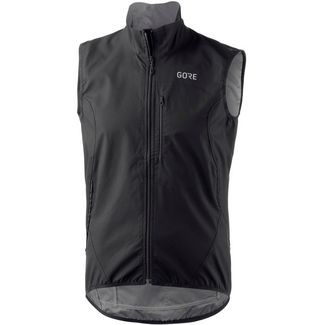 GORE® WEAR C3 Gore Windstopper Light GORE-TEX® Fahrradweste Herren black