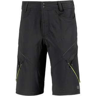 GORE® WEAR C3 Trail Shorts Fahrradshorts Herren black