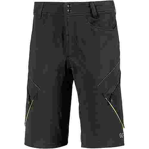 GORE® WEAR C3 Trail Shorts Fahrradshorts Herren black