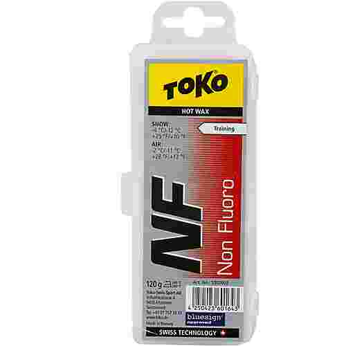 Toko NF Hot Wax Wachs red