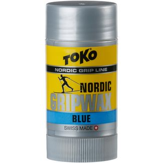 Toko Nordic Gripwax Wachs blue