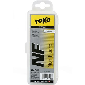 Toko NF Hot Wax Wachs yellow