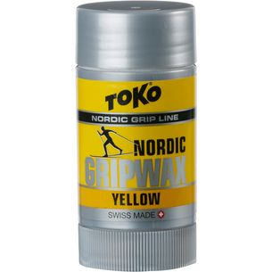 Toko Nordic Gripwax Wachs yellow