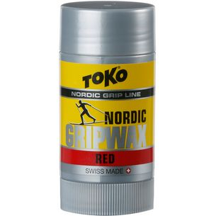 Toko Nordic Gripwax Wachs red