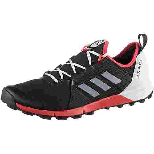 adidas Agravic Speed Mountain Running Schuhe Herren core black