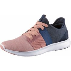 Reebok Trilux Sneaker Damen blau-rosa