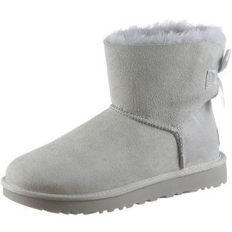 Ugg MINI BAILEY BOW II Boots Damen grey violet